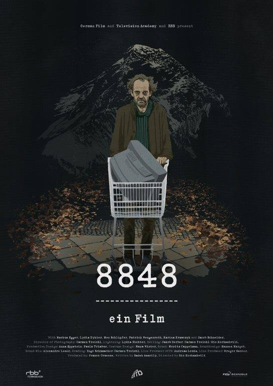 Filmposter: 8848