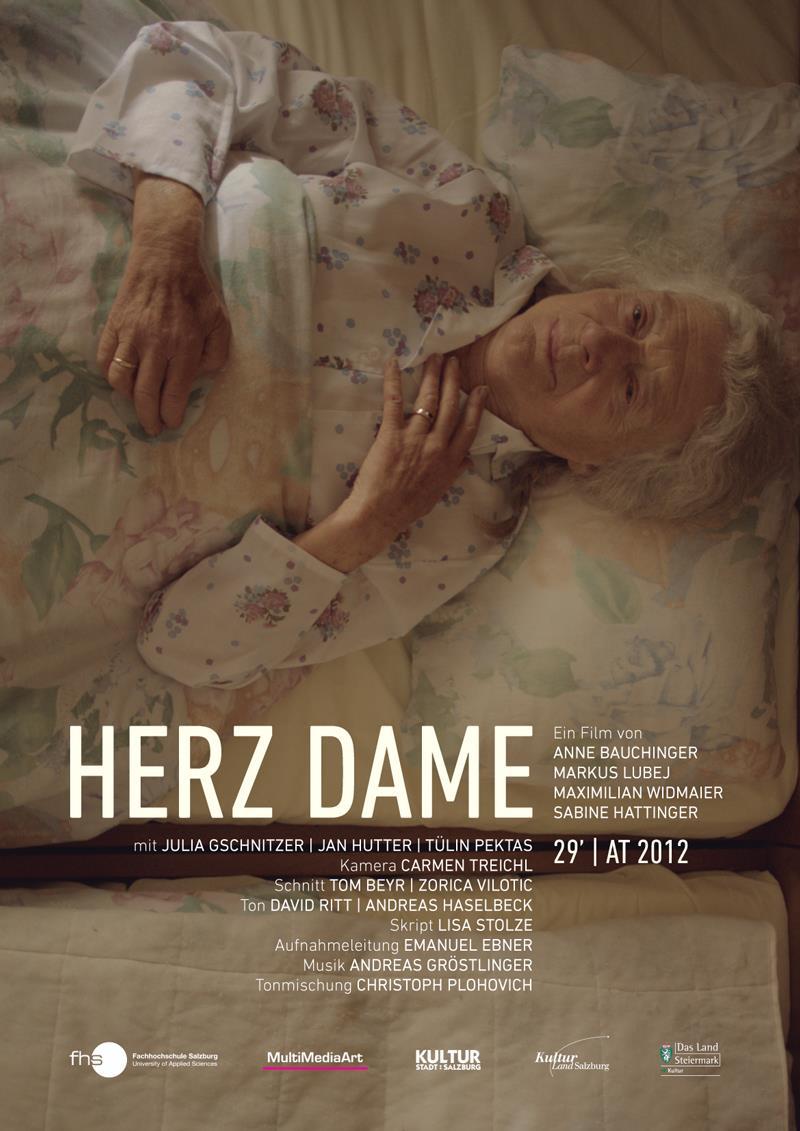 Filmposter: Herz Dame