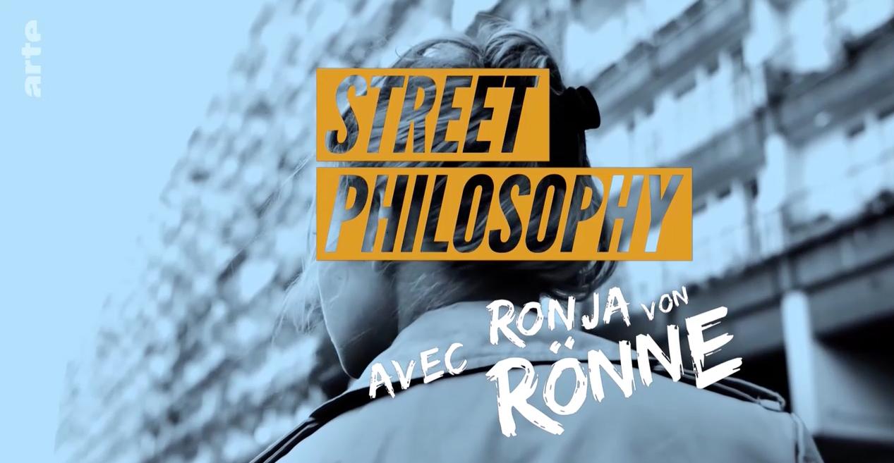 Filmposter: Streetphilosophy